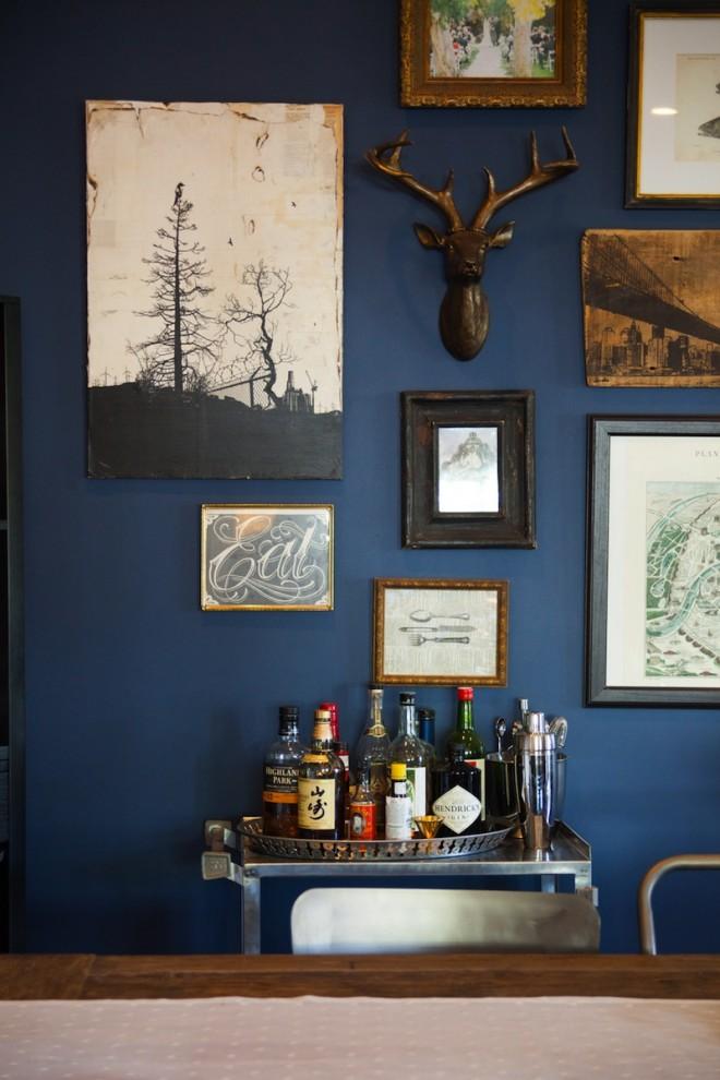 Sneak A Peek :: Kate's Highland Park Living Room 6