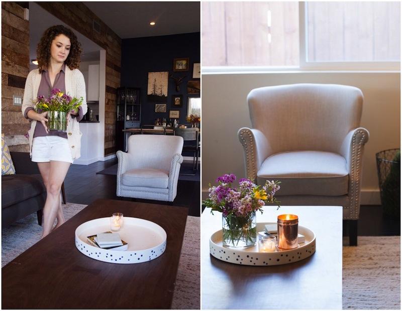 Sneak A Peek :: Kate's Highland Park Living Room 7