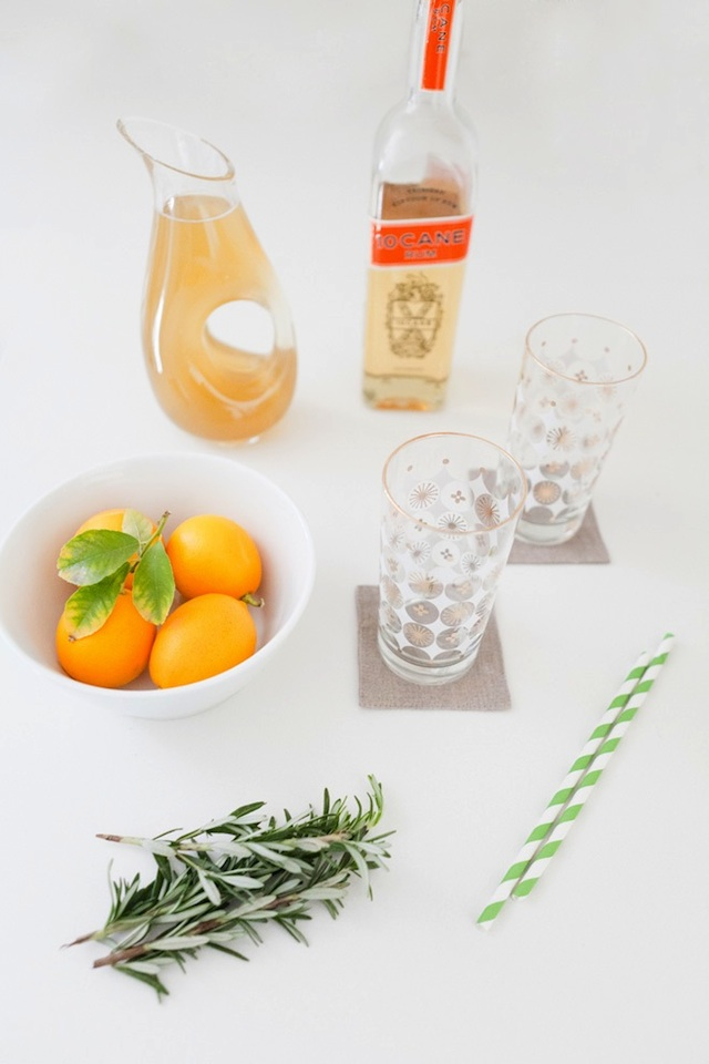 Spiked Arnold Palmers :: The Effortless Chic 1