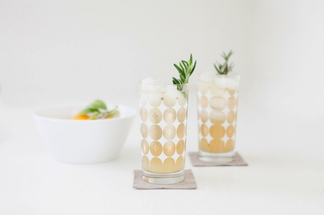 Spiked Arnold Palmers :: The Effortless Chic 5