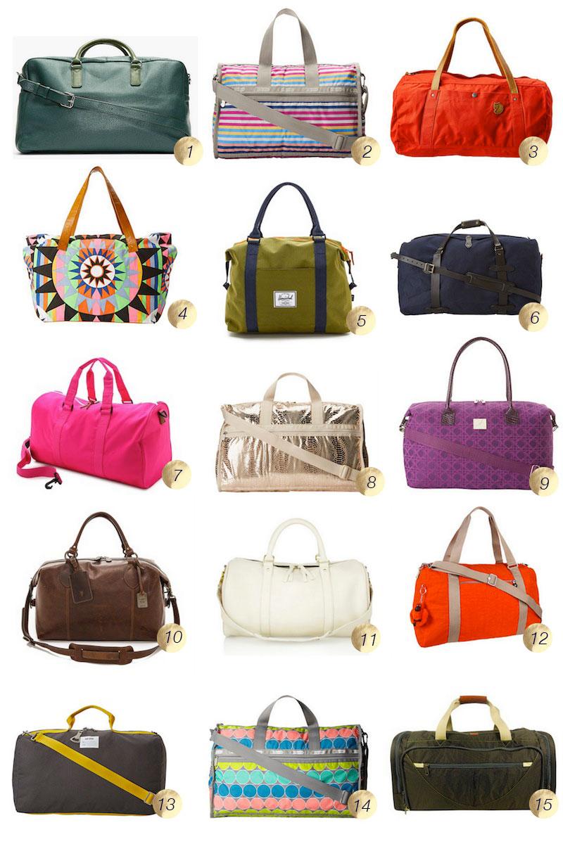 Weekend-Bags