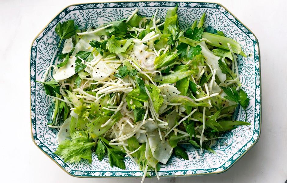 Сельдерей рецепты для похудения салаты