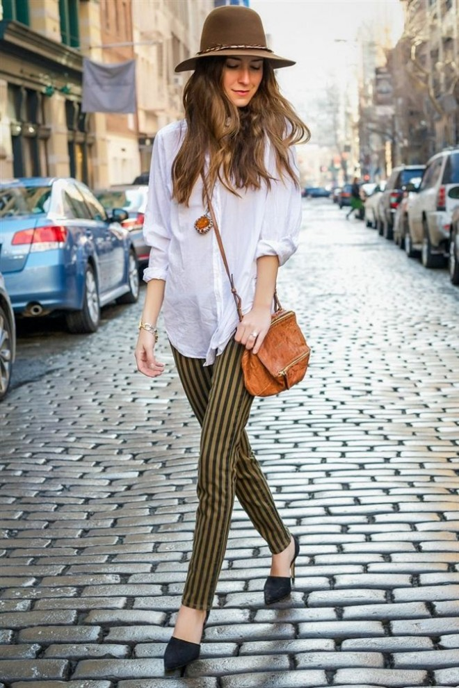 10-Ways-To-Wear-A-White-Shirt 1