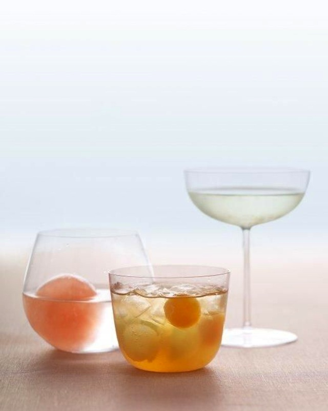 Rum-Punch-With-Melon-Balls