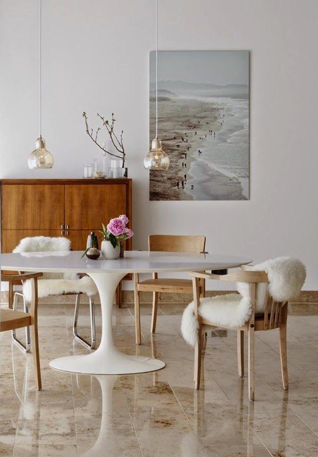Vibrant-Vignettes :: Cozy Breakfast Area