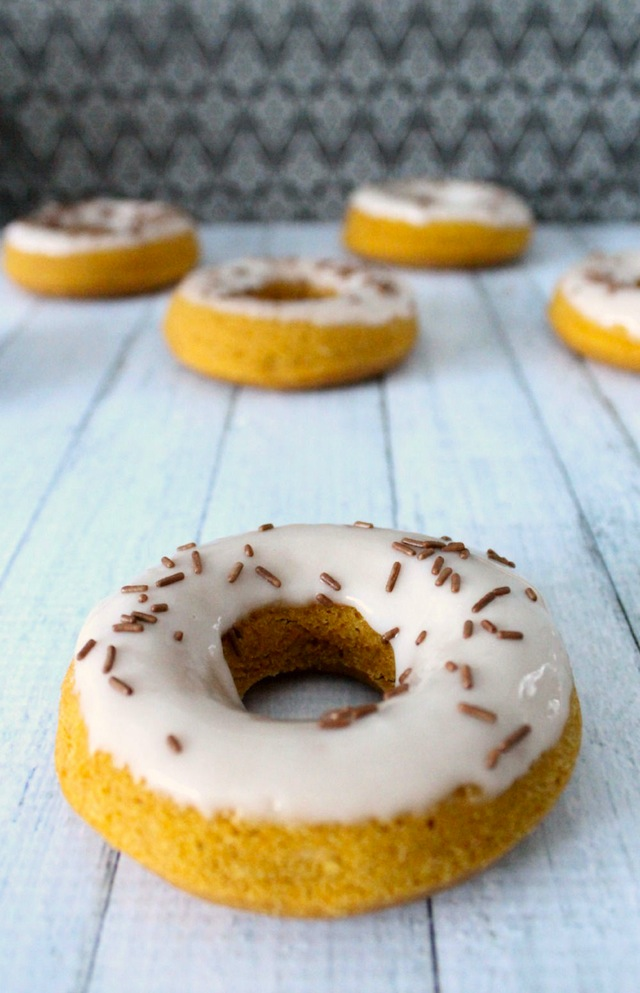 Pumpkin-Spice-Doughnut