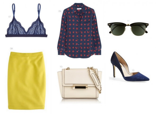 You ready?  Here's how to get the look-1