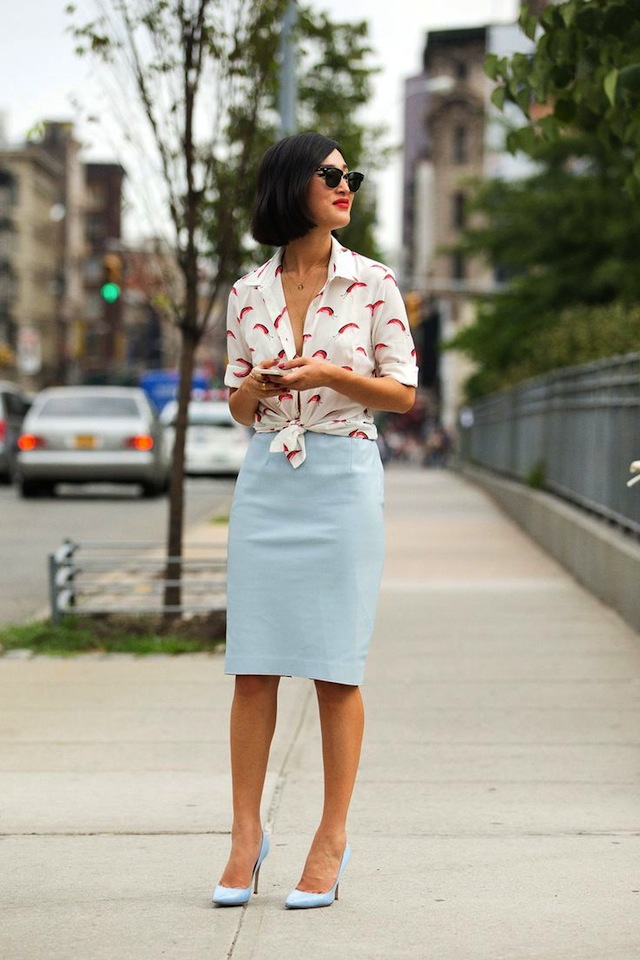 how-to-wear-a-pencil-skirt-right-now-2