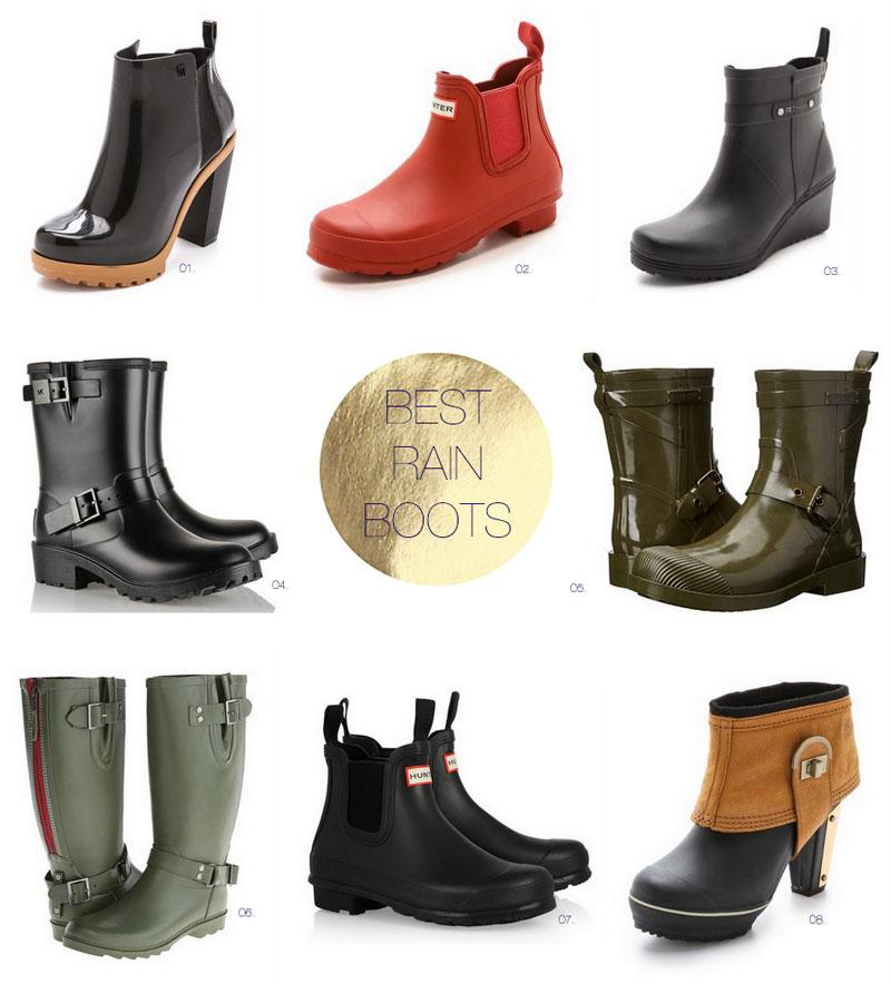 best-rain-boots