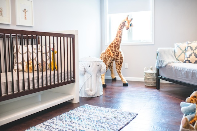 Dillon S Safari Themed Nursery 6