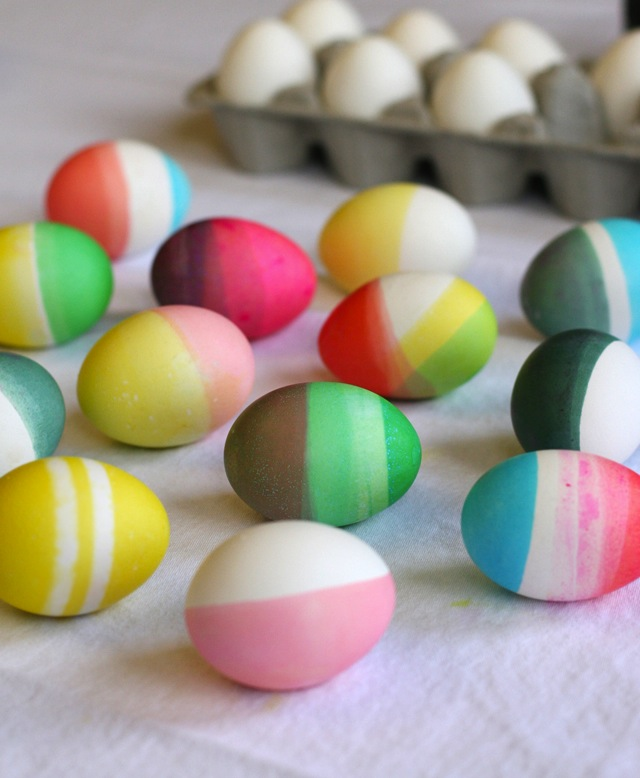 color-block-and-rubber-band-stripes-easter-eggs-one7