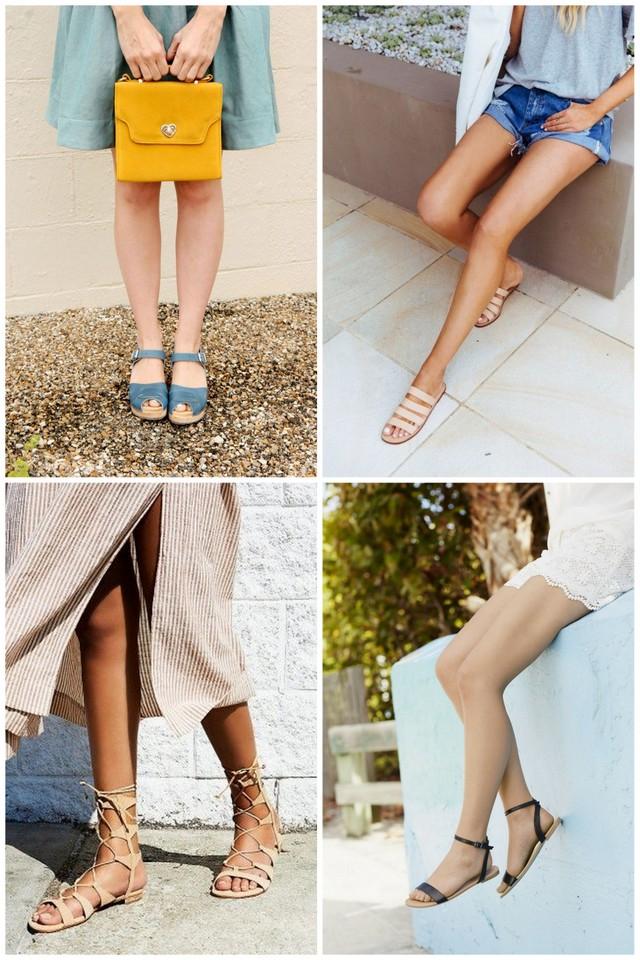 50 under 50 sandals