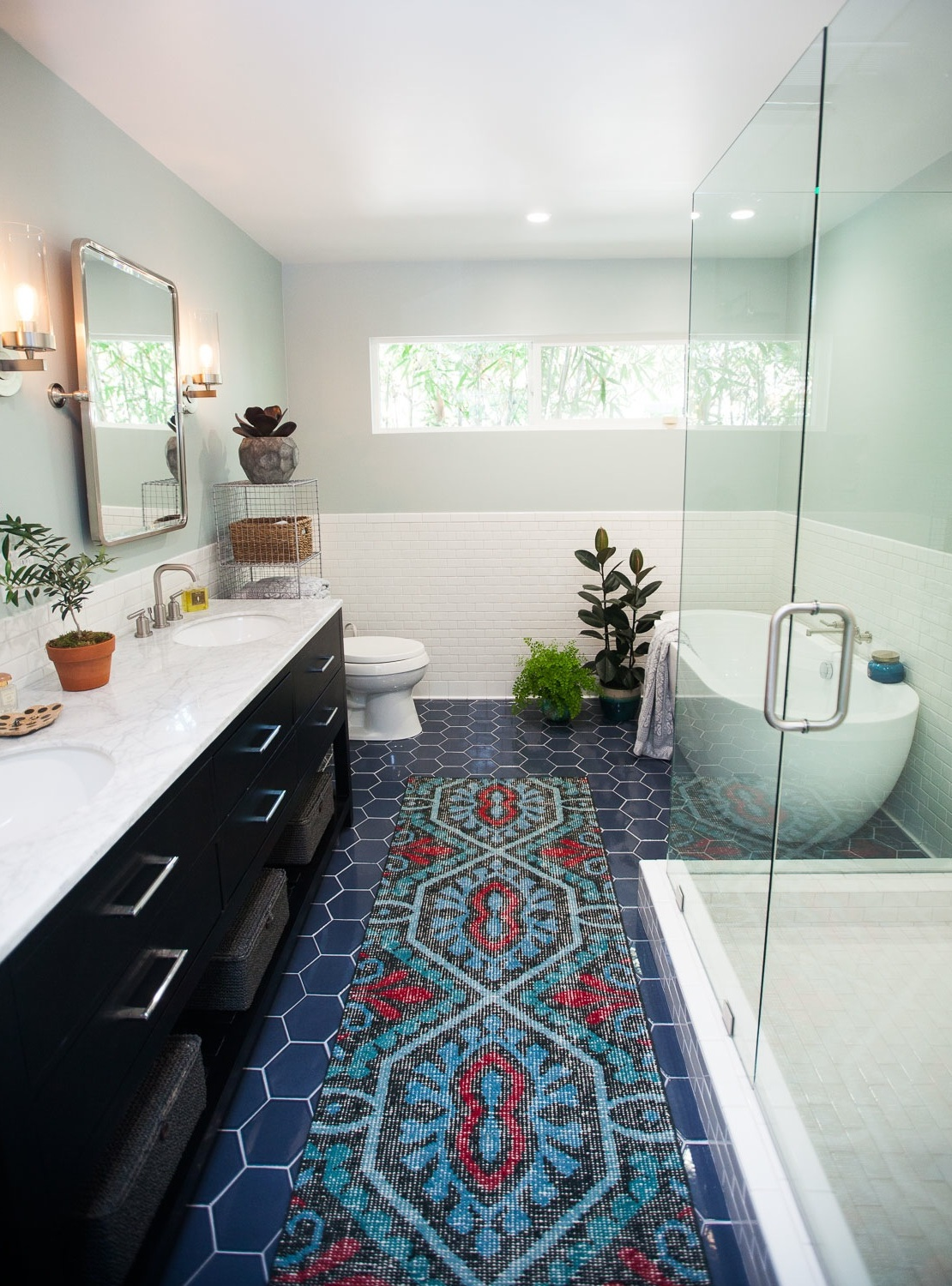 Master Bathroom Renovation // Before + After