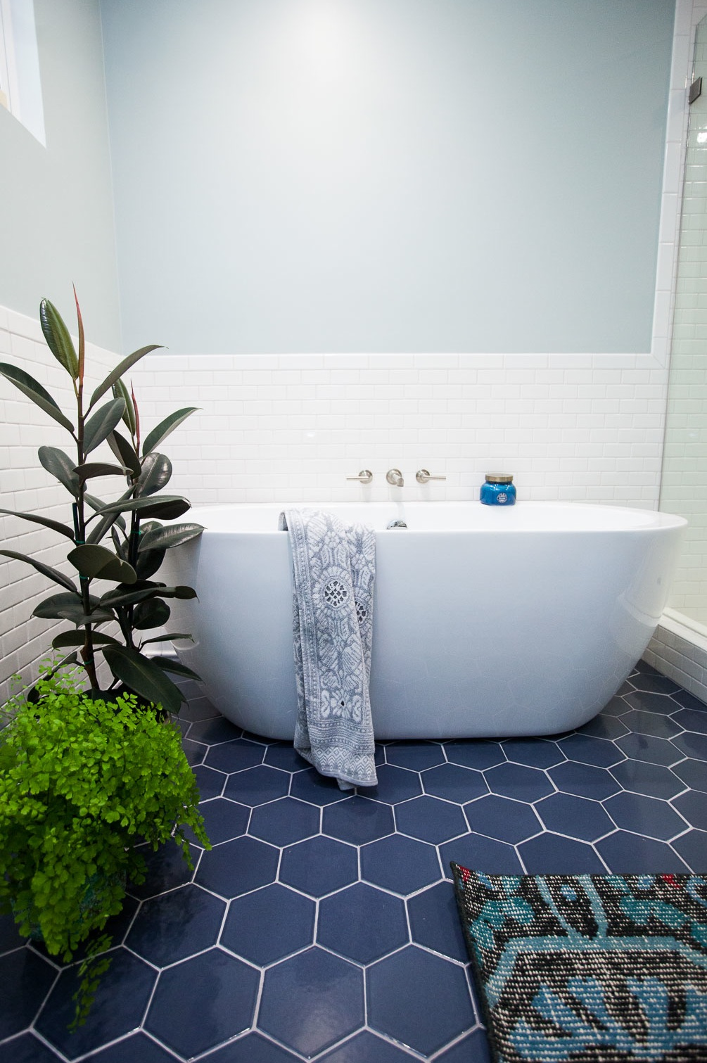 Unique bathroom remodel modern