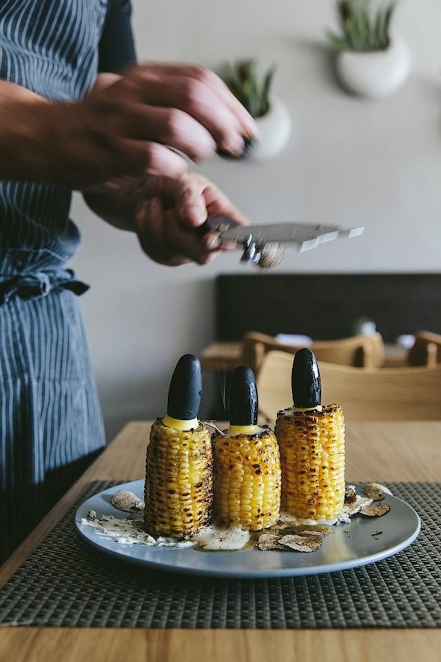 grilled-corn-marscapone-butter-truffles-recipe-4