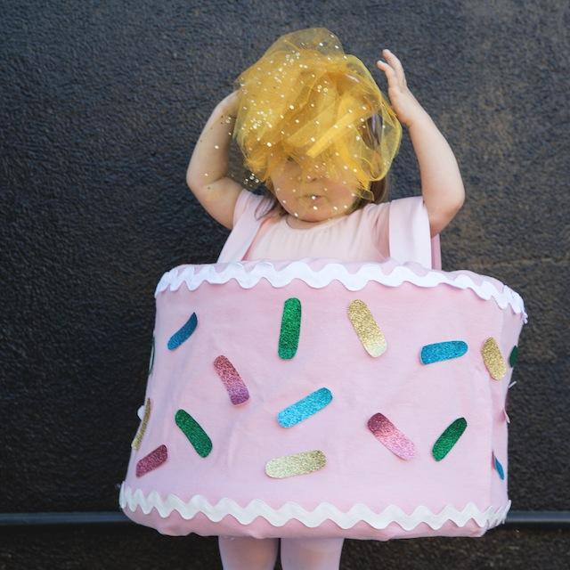 Excellent Diy Halloween Costume Birthday Cake The Effortless Chic Personalised Birthday Cards Xaembasilily Jamesorg