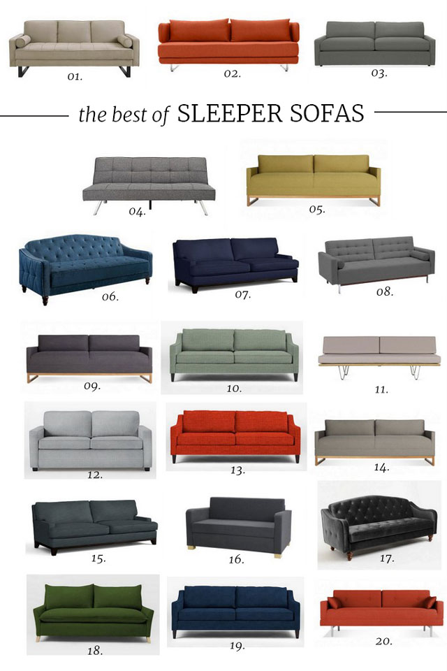 Sleeper-Sofas