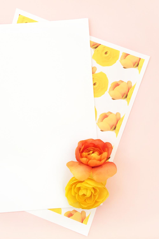 DIY-Floral-Gift-Wrap-2