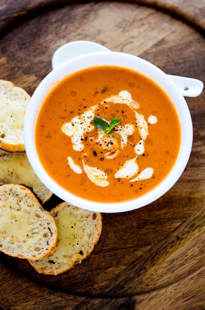 Tomato Basil Soup3