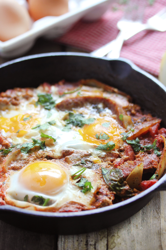 A whole30 skillet meal