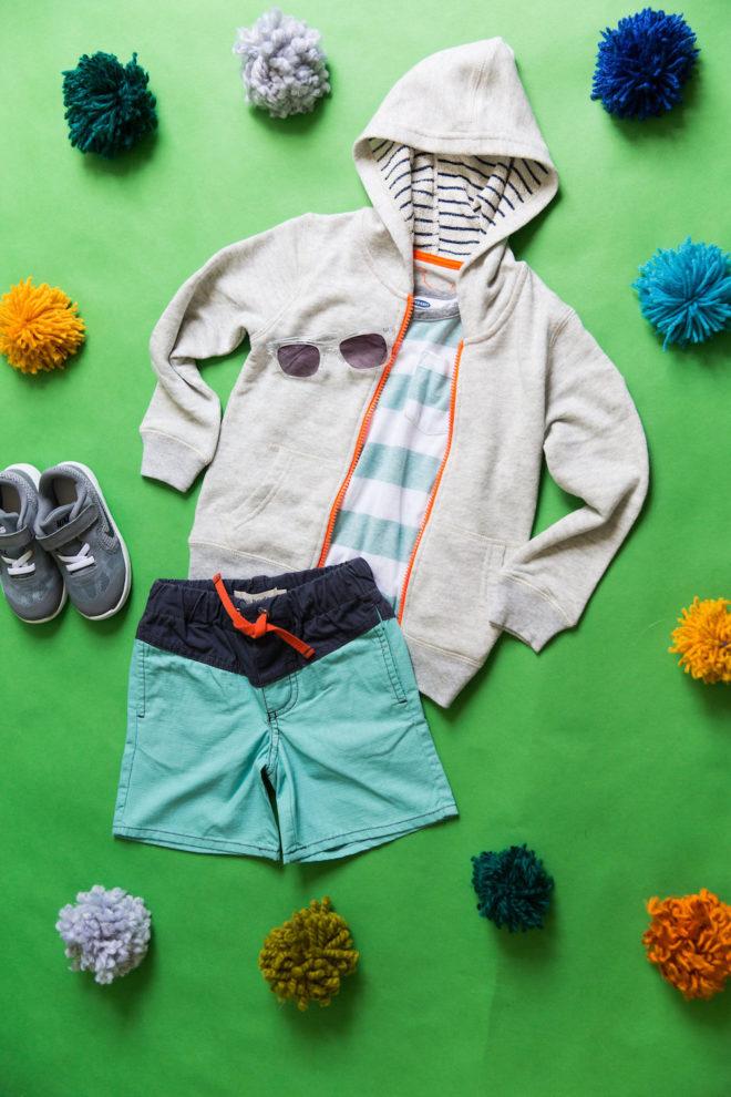 Summer Capsule Wardrobe Toddler Boys The Effortless Chic
