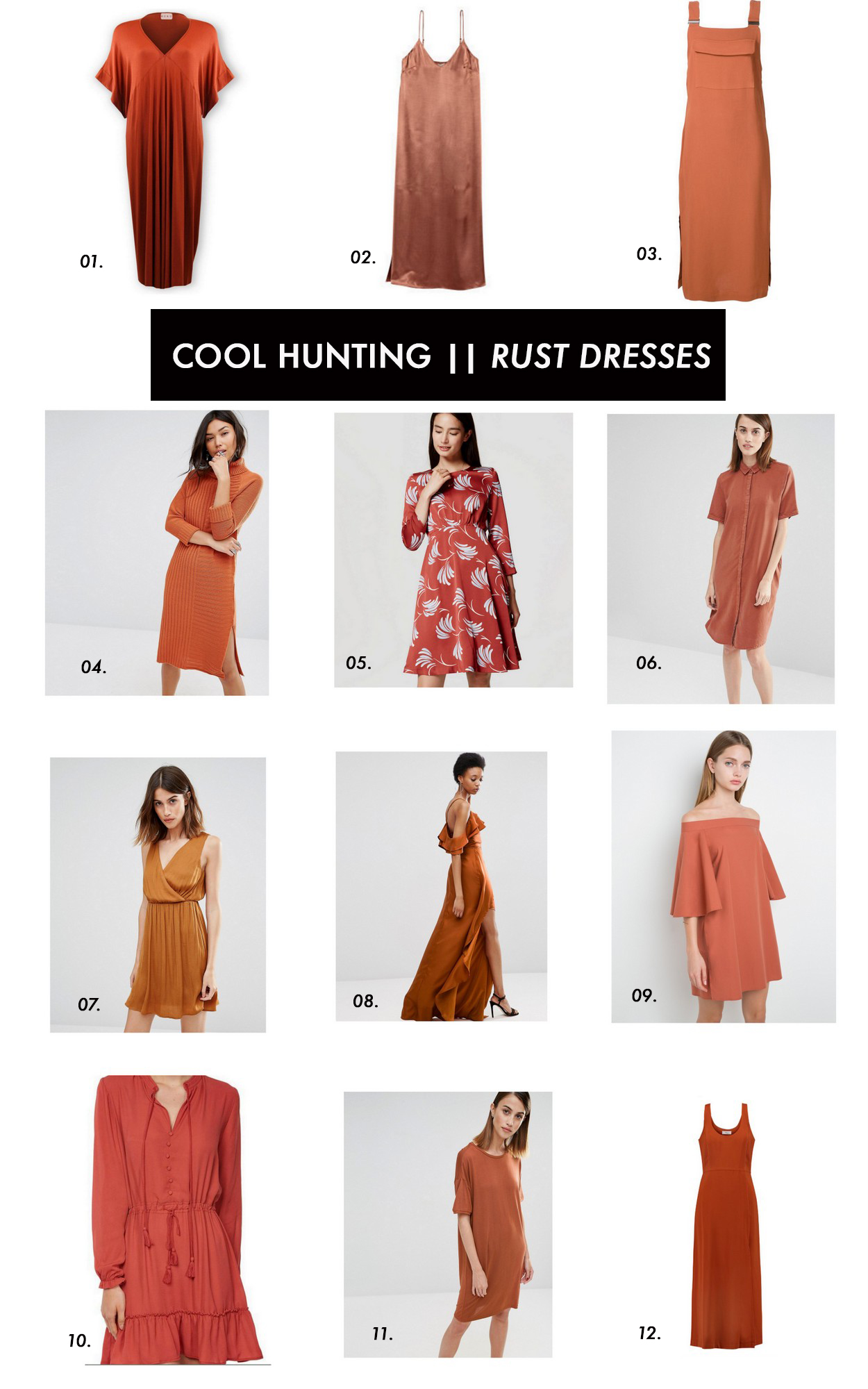 rust dresses copy