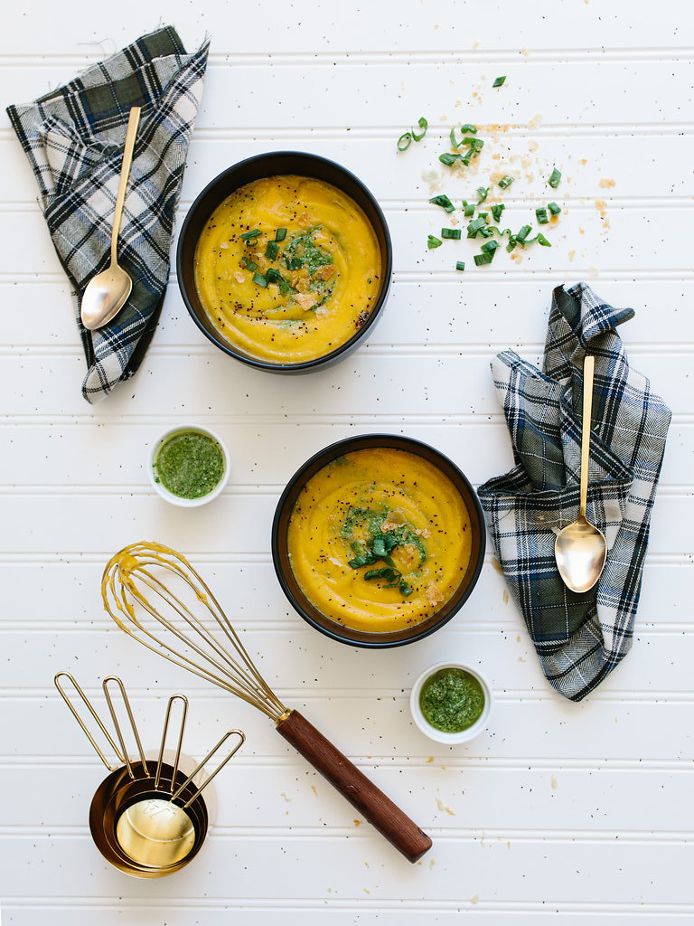 butternut-squash-soup-with-pesto-1