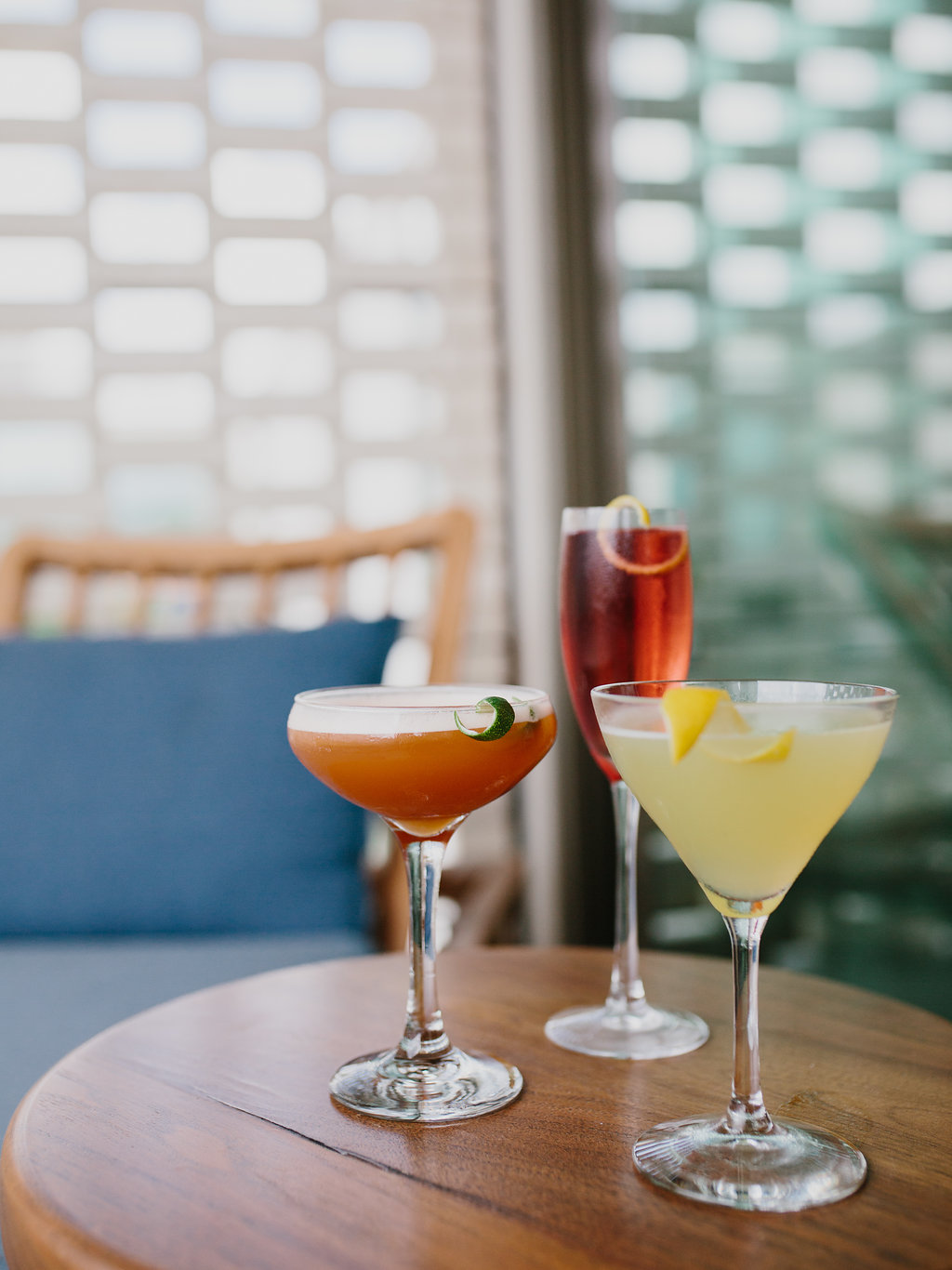 Cocktails for a weekend in austin