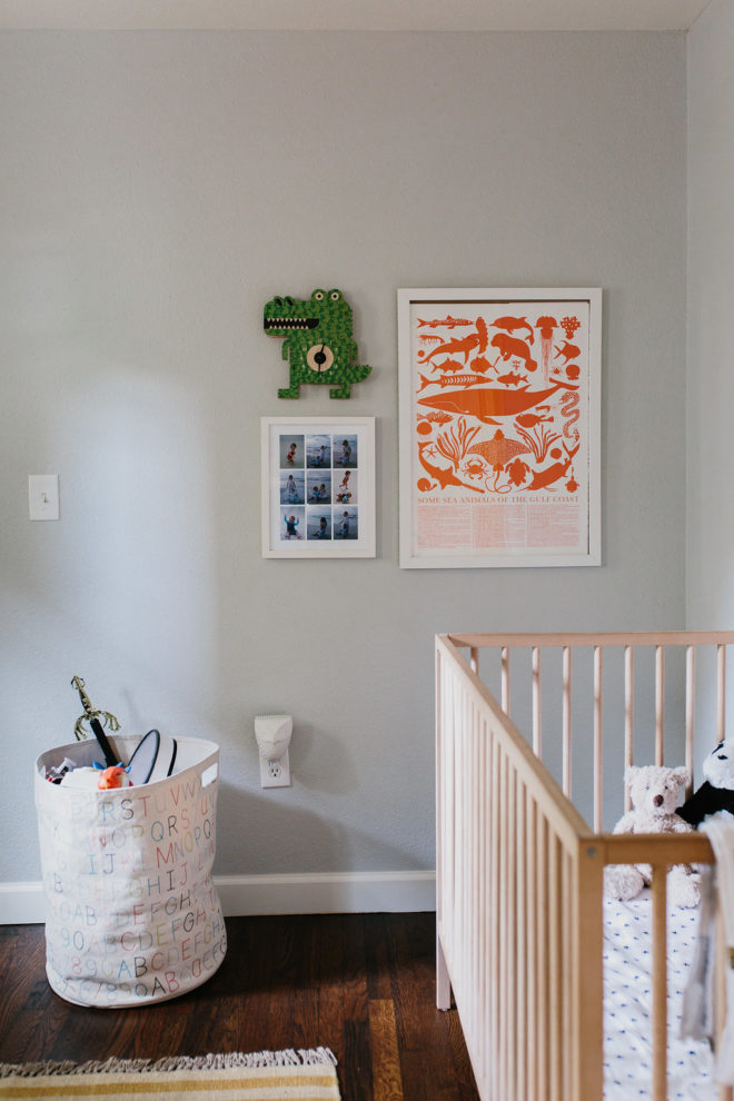 SneakAPeek Ford's Minimalist Toddler Room The Effortless Chic Fascinating Austin Vintage Furniture Minimalist