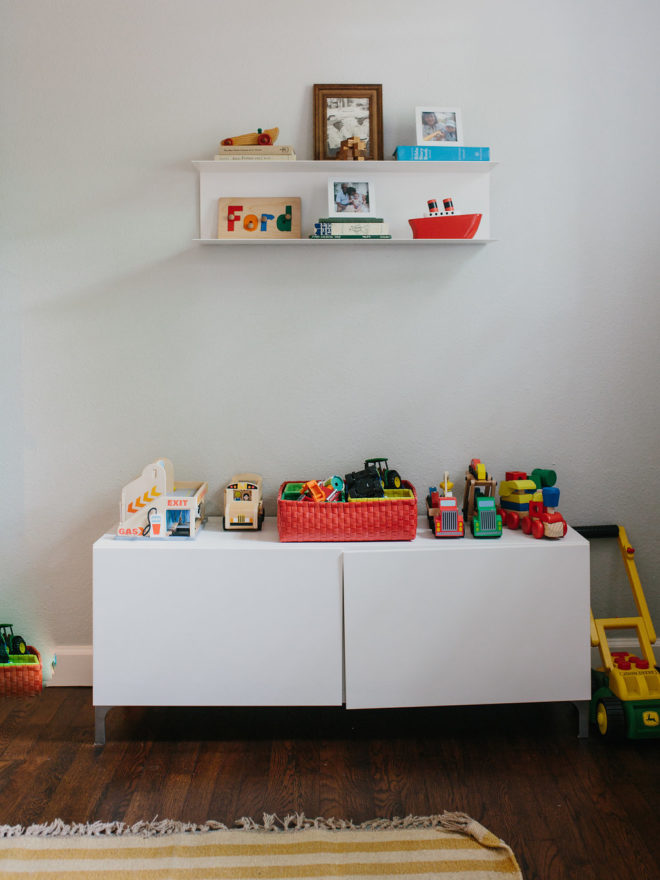 Sneak A Peek Ford S Minimalist Toddler Room The