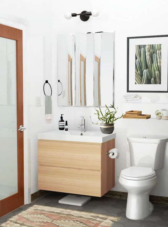 Small Bathroom Vanity Organization Ideas