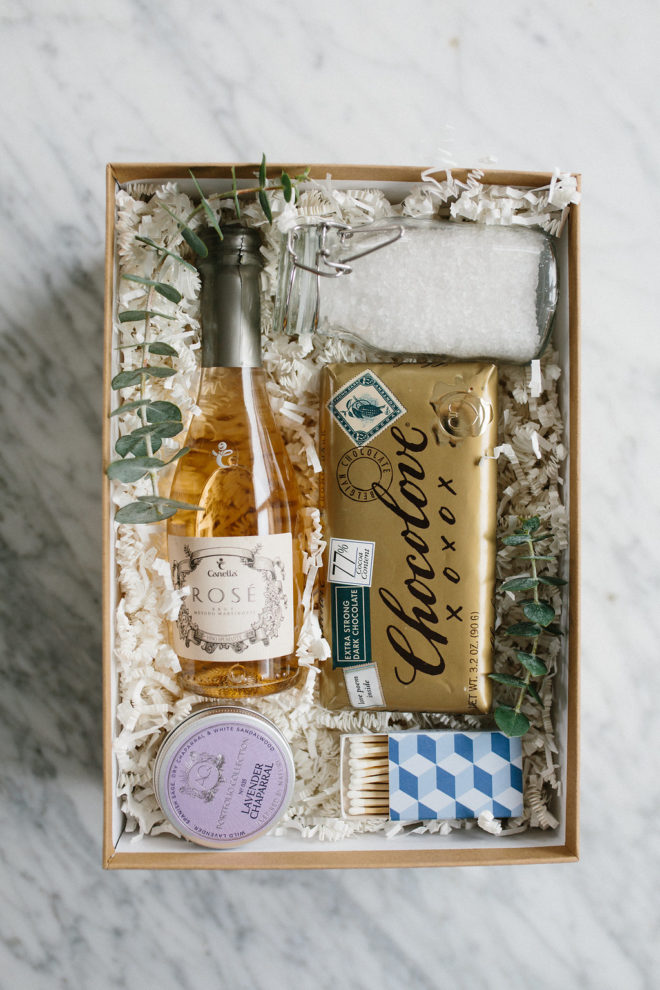 Under 30 Diy Bubble Bath Gift Box Gt The Effortless Chic