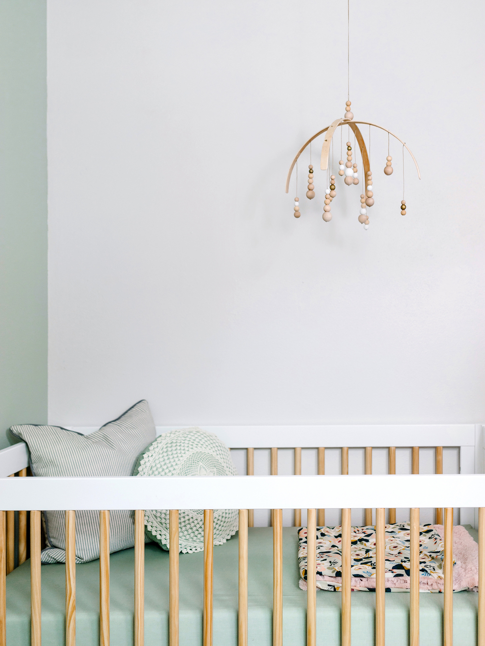 Before and After || Flora\'s Sophisticated Scandi Nursery - The ...