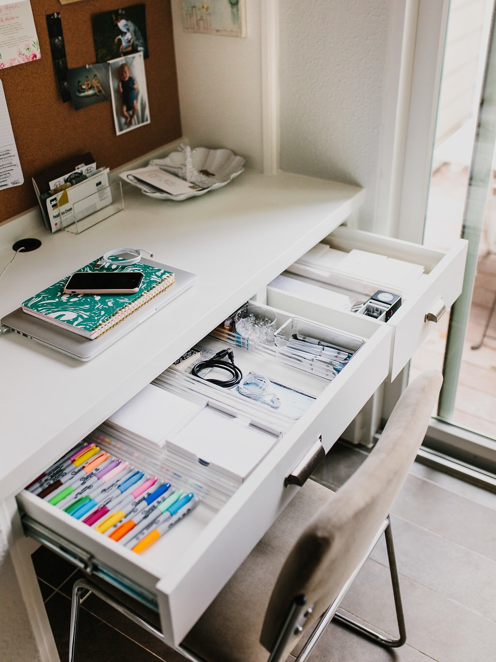 One Thing That My Very First Styling Boss Impressed Upon Me Was The Need To Wrap Up Day With A Tidy Desk And Working E