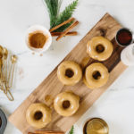 Maple Spiced Donuts