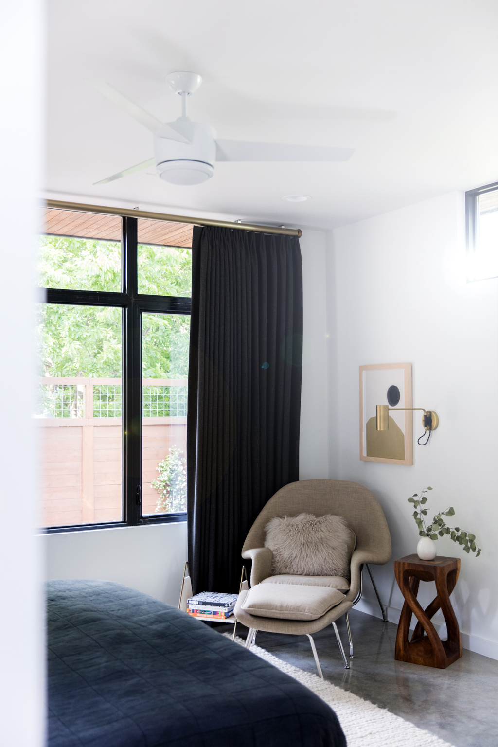 Our Austin Casa || Mid-Century Modern Master Bedroom Reveal ...