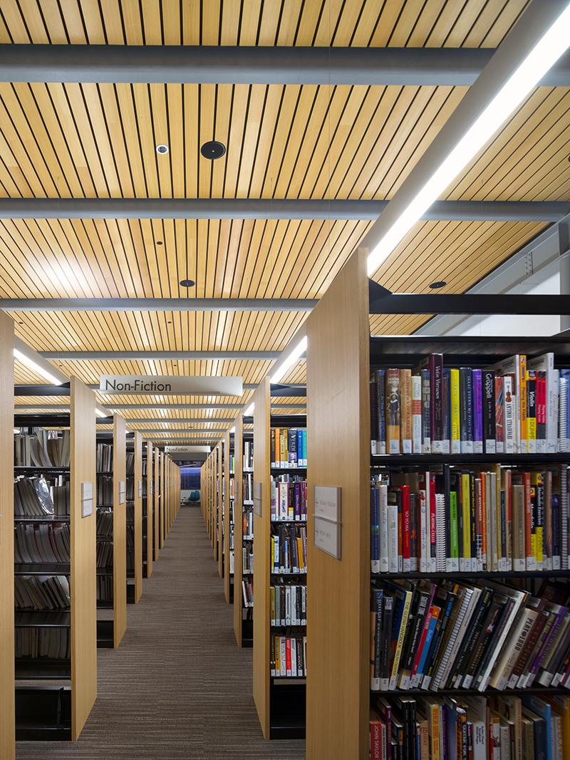 Austin library
