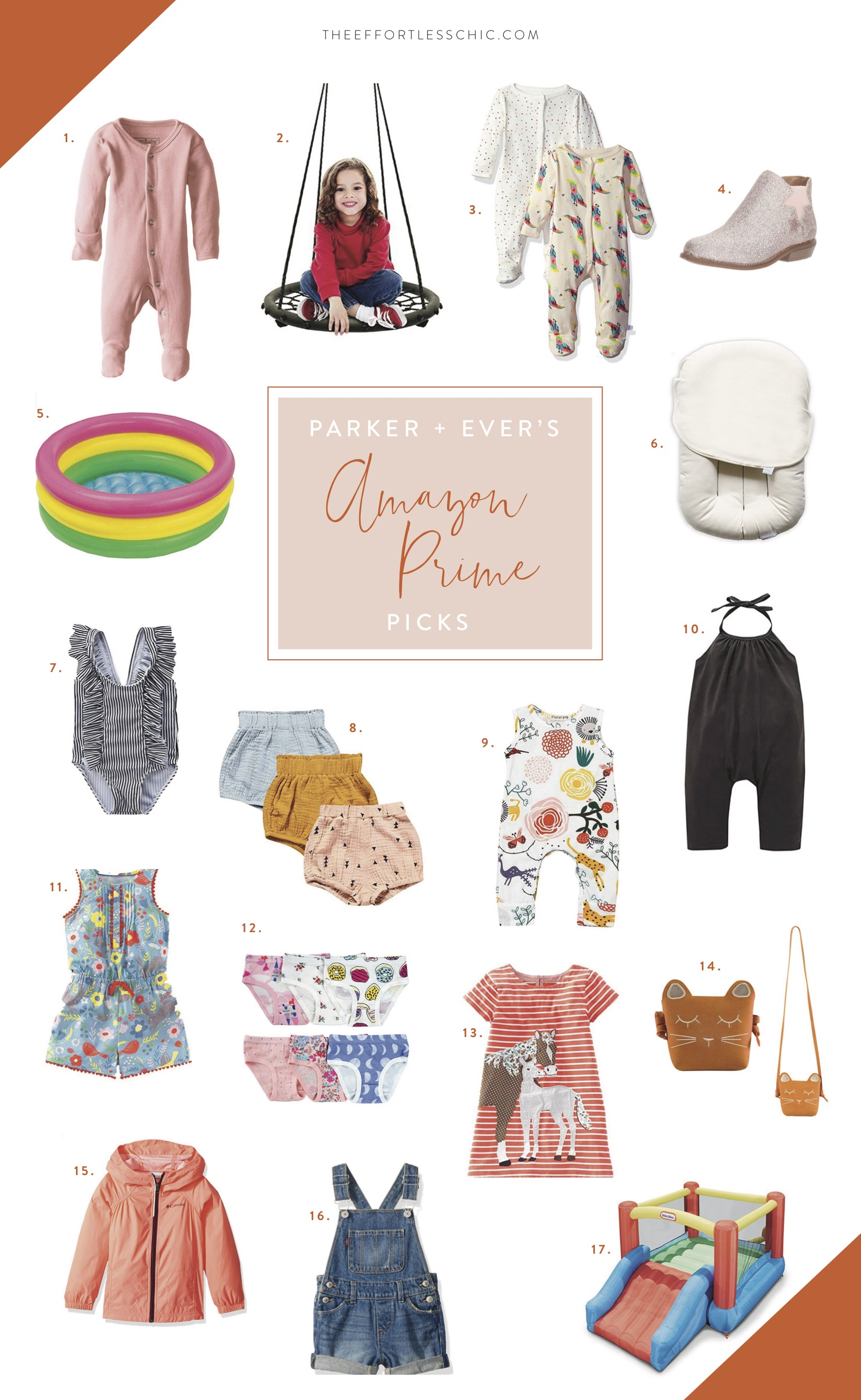 96cd2ce41e66 Happy Amazon Prime Day || Our Favorite Picks | The Effortless Chic ...