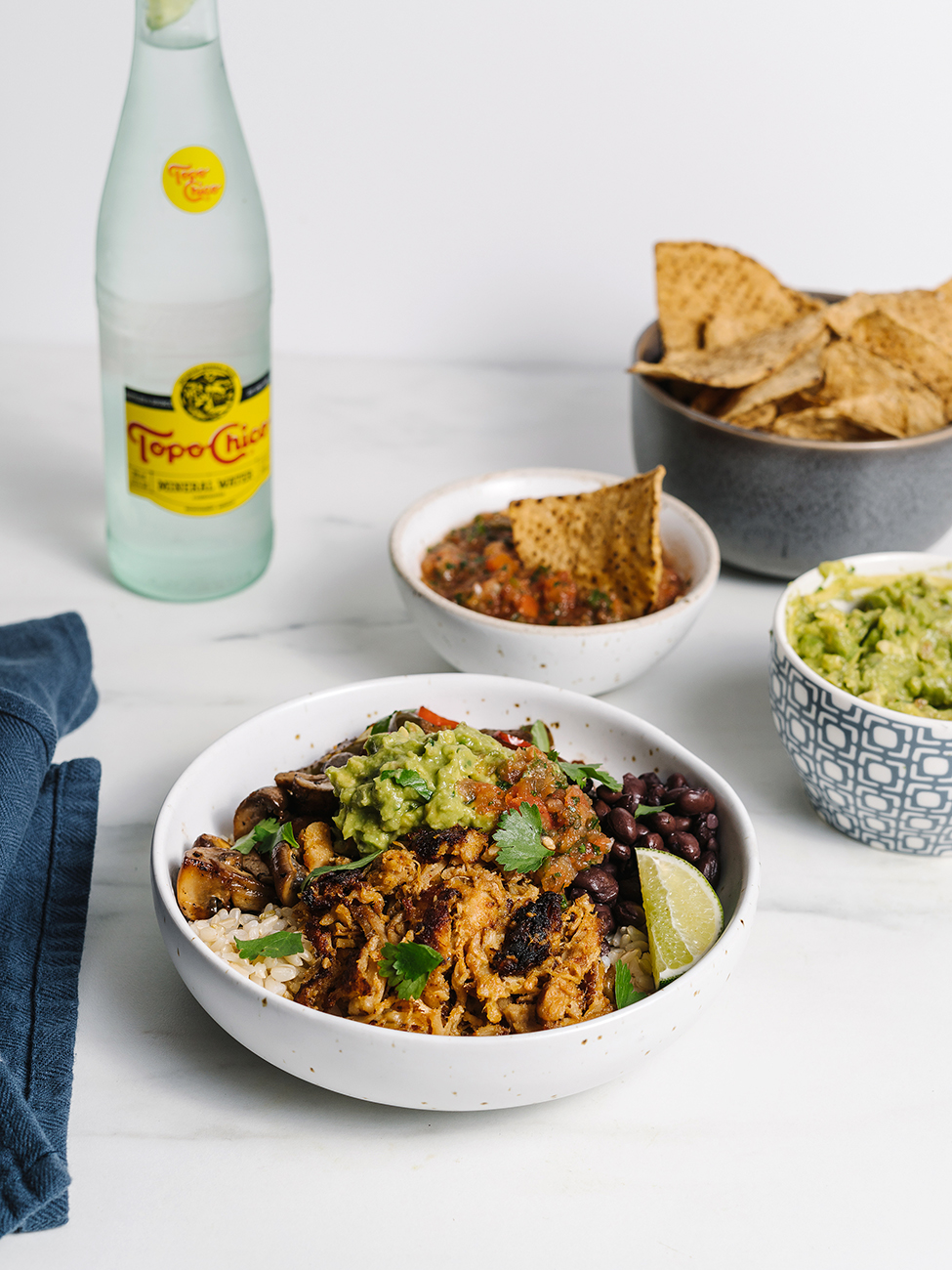 taco bowl recipe with chips