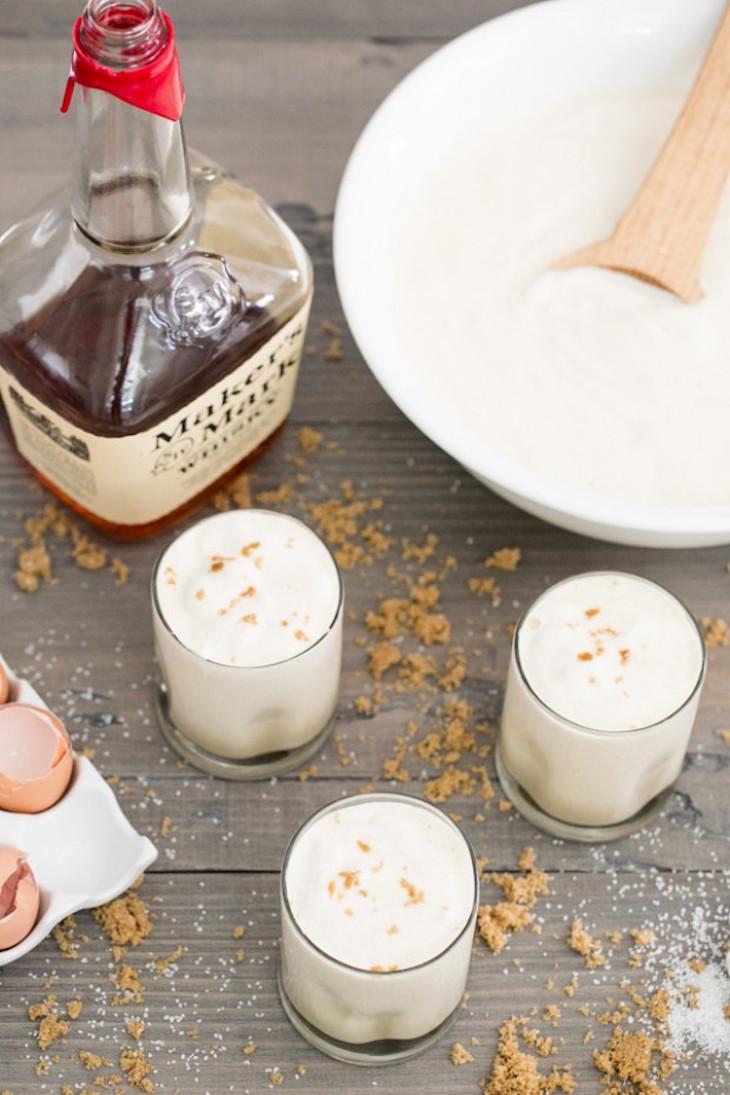 butterscotch eggnog