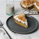 Buttermilk Pie with Gluten Free Crust