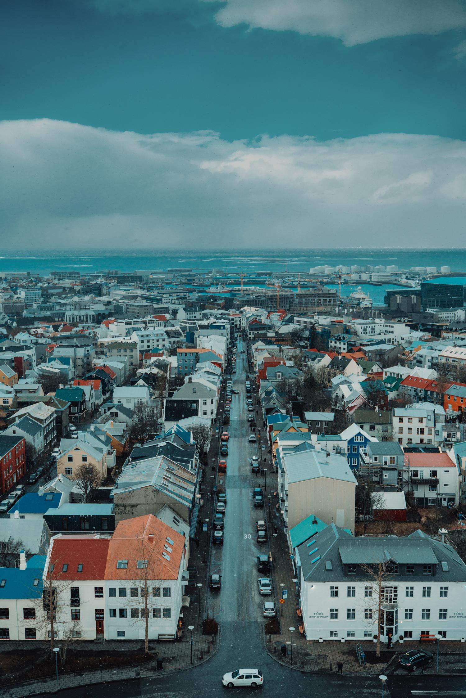 Guide to Iceland Reykjavik
