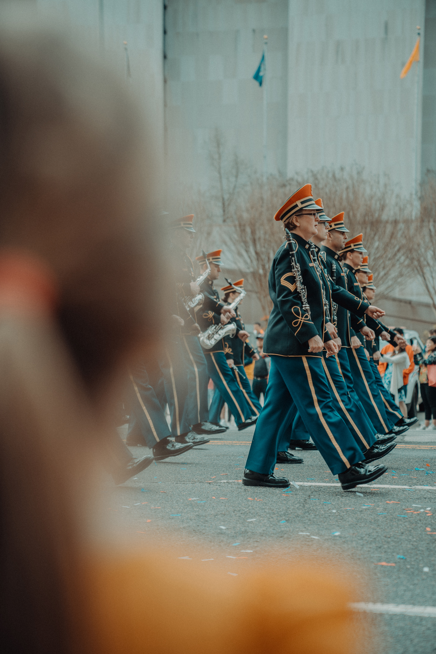 what to do in washington DC - cherry blossom parade
