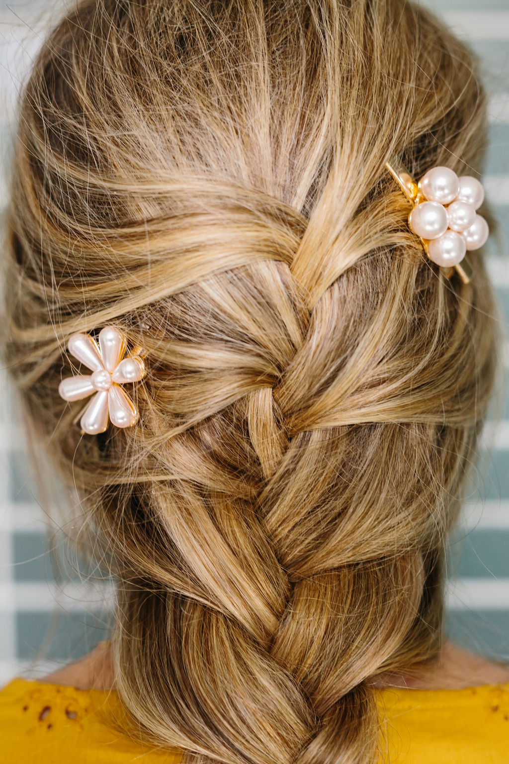 Phenomenal How To French Braid An Easy Step By Step Tutorial For A Relaxed Schematic Wiring Diagrams Amerangerunnerswayorg
