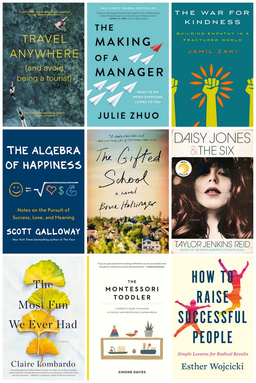 Best Summer Book Recommendations