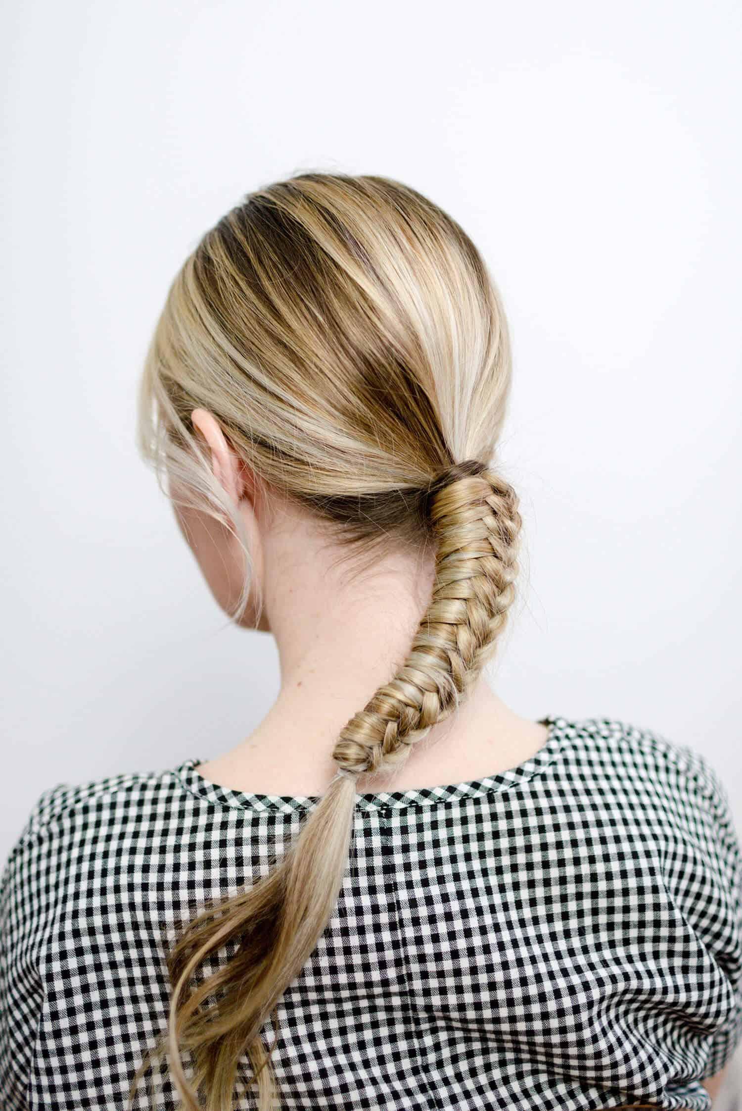 staircase braid tutorial