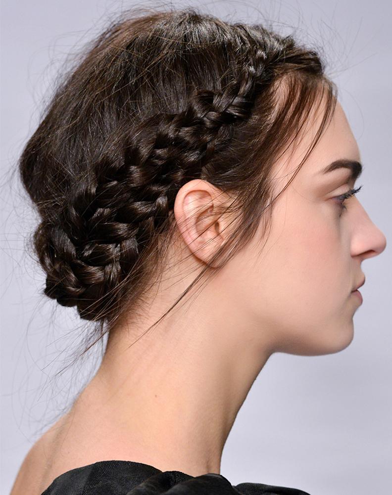 Best Braid model with halo braid