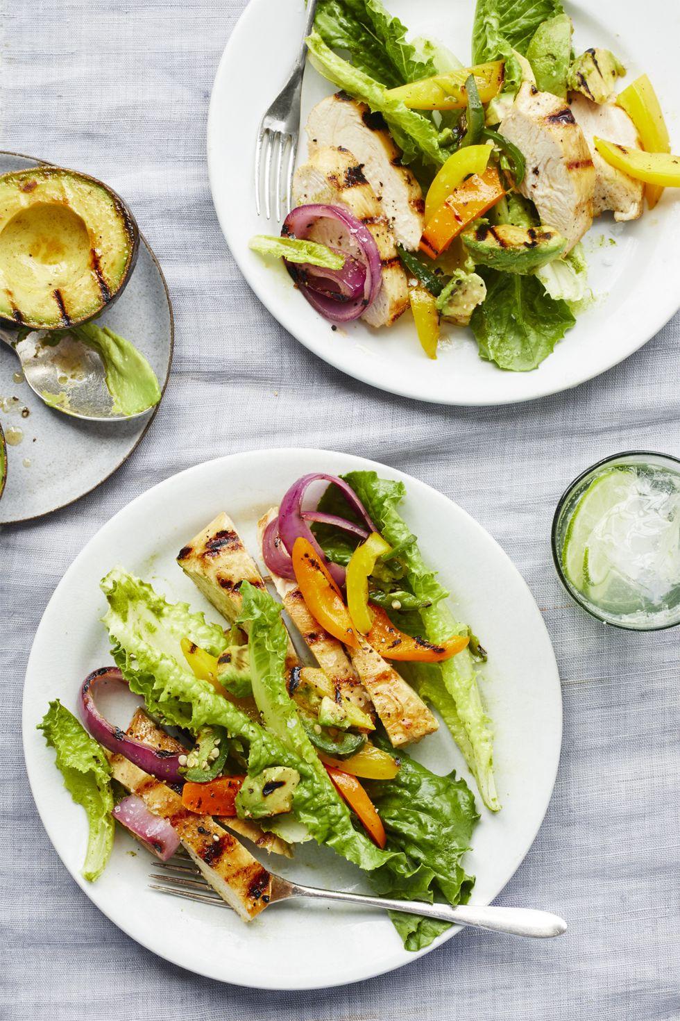 Chicken salad easy weeknight meal
