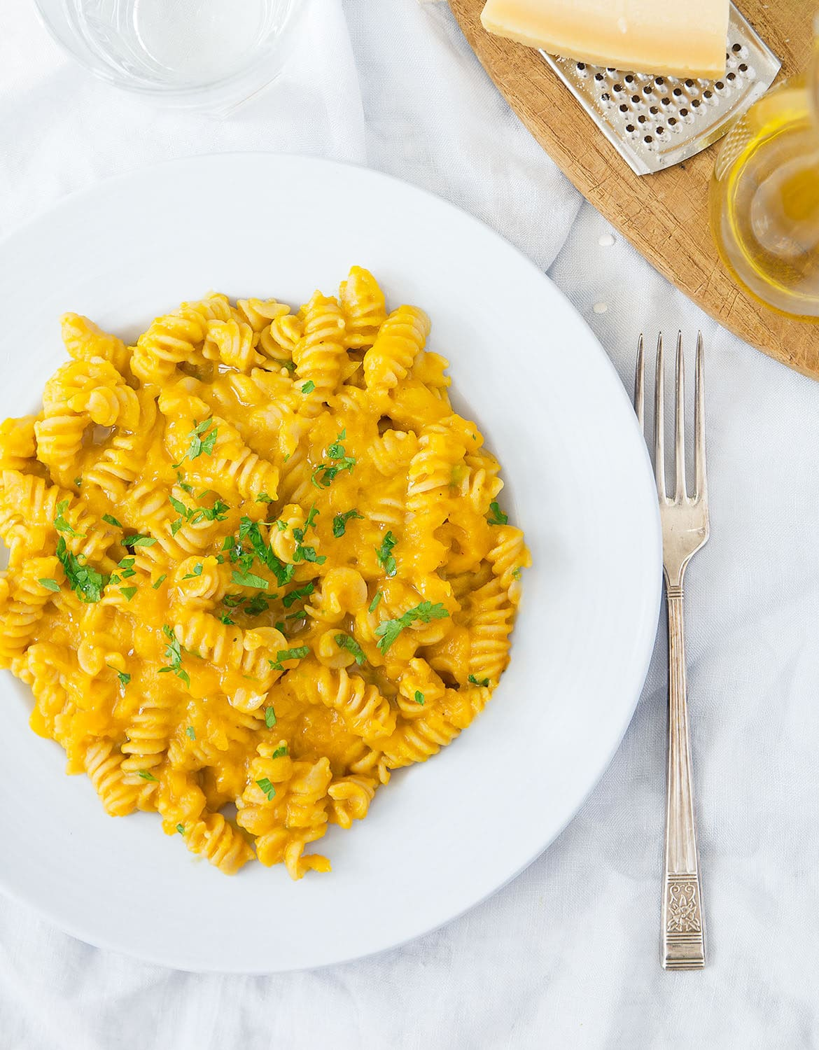 pumpkin pasta recipe