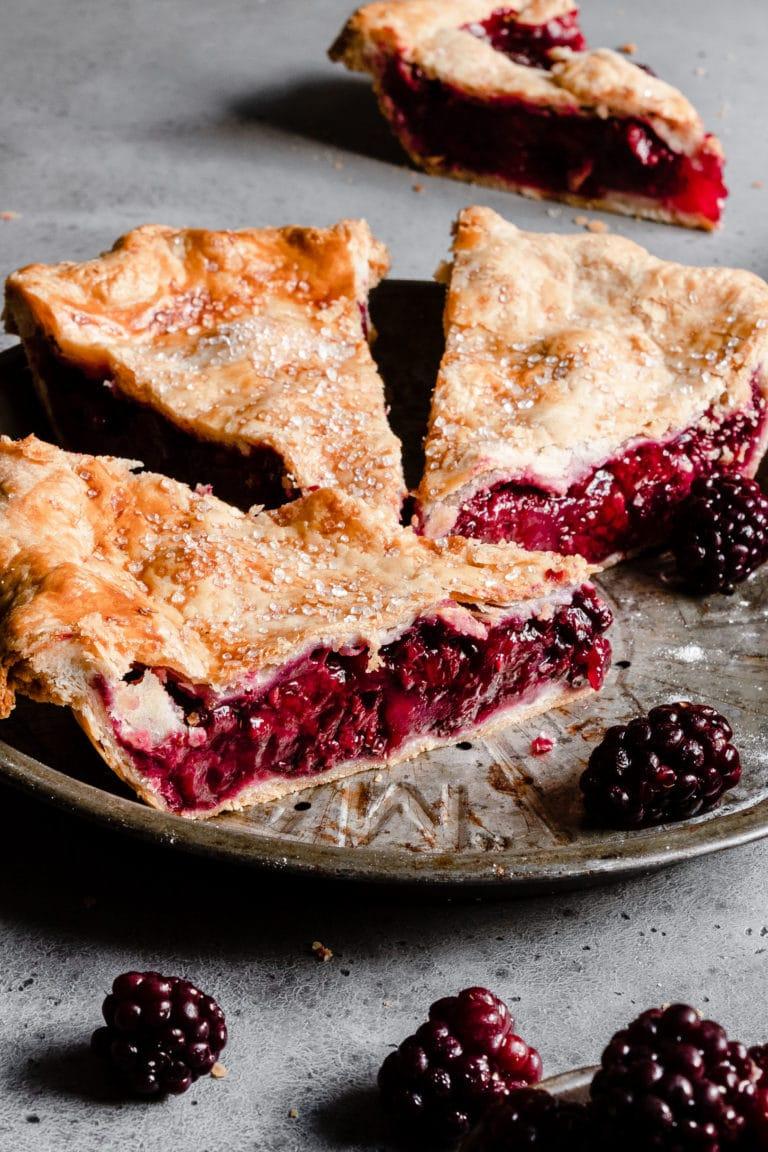 fruity thanksgiving pie